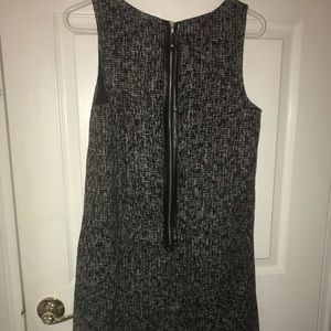 LOFT Dresses - LOFT tweed dress size 8